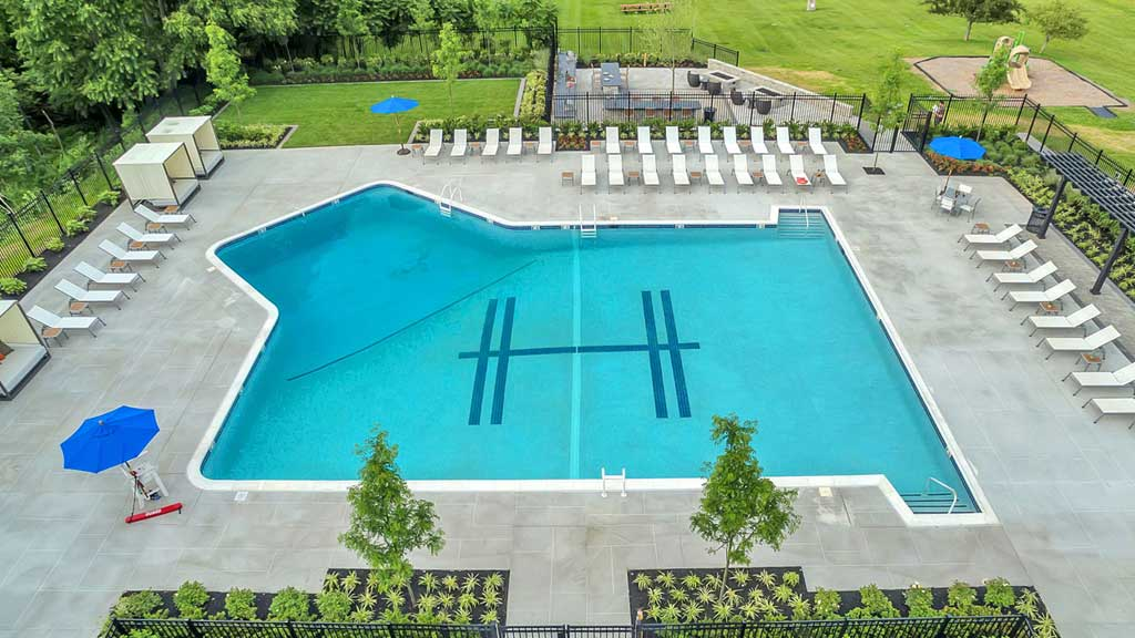 Harrison New Brunswick, NJ Pool